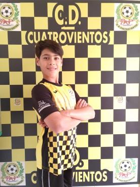 Delantero Diego Lopez